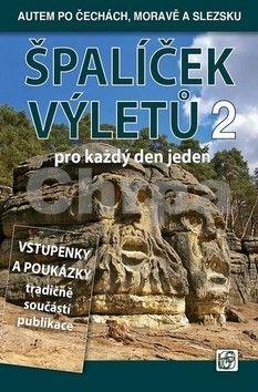 Vladimír Soukup, Peter David: Špalíček výletů pro každý den jeden 2 - Autem po Čechách, Moravě a Slezsku cena od 319 Kč
