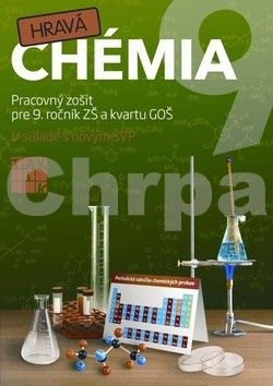 Hravá chémia 9 cena od 79 Kč
