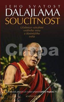 Dalajlama: Soucitnost. Učebnice vytváření vnitřního míru a šťastnějšího světa cena od 150 Kč