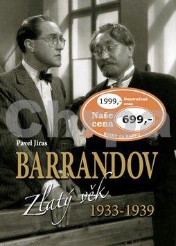 Pavel Jiras: Barrandov II cena od 523 Kč