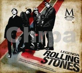 Glen Crouch: Legenda Rolling stones cena od 243 Kč