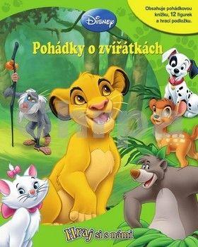 Walt Disney: Pohádky o zvířátkách - Hraj si s námi cena od 0 Kč