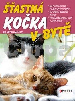 Laetitia Barlerin: Šťastná kočka v bytě cena od 103 Kč