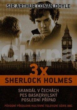 Arthur Conan Doyle: 3 x Sherlock Holmes cena od 0 Kč