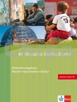 Klett 45 Stunden Deutschland cena od 233 Kč