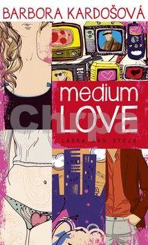 Barbora Kardošová: Medium Love cena od 259 Kč