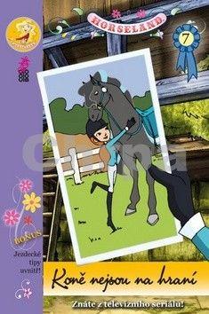 Annie Auerbach: Koně nejsou na hraní cena od 107 Kč