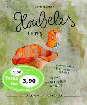 Petr Maděra: Houbeles pictus cena od 107 Kč