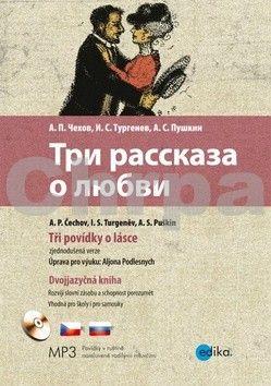 Alexandr Sergejevič Puškin: Tři povídky o lásce cena od 216 Kč