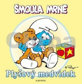 Peyo: Šmoula Mrně - Plyšový medvídek cena od 40 Kč