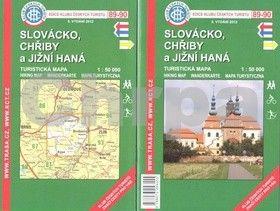 KČT 89-90 Slovácko-Chřiby cena od 94 Kč