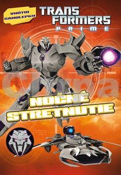 EGMONT Transformers Nočné stretnutie cena od 102 Kč