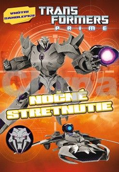Transformers - Nočné stretnutie cena od 85 Kč