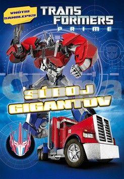 EGMONT Transformers Súboj gigantov cena od 95 Kč