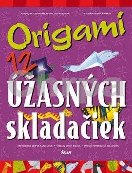 Origami - 12 úžasných skladačiek cena od 114 Kč
