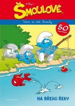 Peyo: Šmoulové - Na břehu řeky cena od 60 Kč