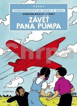 Hergé: Jo, Zefka a Žoko (1) - Závěť pana Pumpa cena od 108 Kč