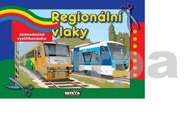 Regionální vlaky cena od 44 Kč