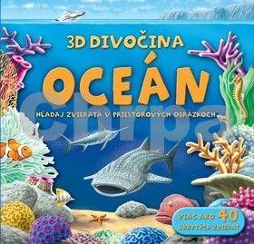 SLOVART Oceán 3D Divočina cena od 393 Kč