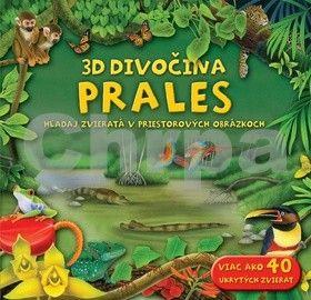 SLOVART Prales 3D Divočina cena od 393 Kč