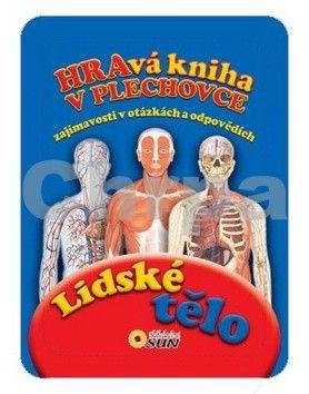 Valiente F.: Lidské tělo - Hravá kniha v plechovce cena od 0 Kč