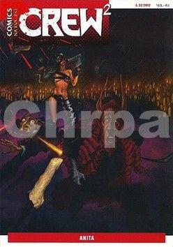 Kolektiv: Crew2 - Comicsový magazín 32/2012 cena od 104 Kč