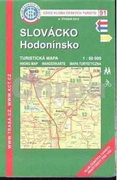KČT 91 Slovácko, Hodonínsko cena od 85 Kč