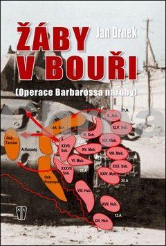 Jan Drnek: Žáby v bouři - Operace Barbarossa naruby cena od 252 Kč