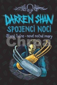 Darren Shan: Spojenci noci - Sága Darrena Shana 8 cena od 151 Kč