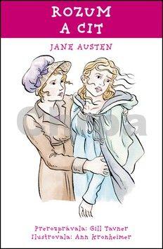 Jane Austenová: Rozum a cit cena od 108 Kč