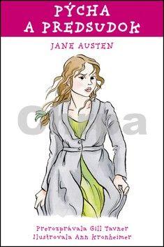 Jane Austenová: Pýcha a predsudok cena od 137 Kč