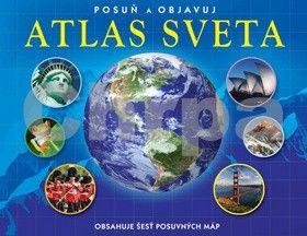 SLOVART Atlas sveta cena od 393 Kč