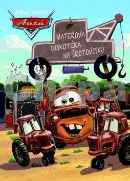 EGMONT Autá Materova diskotéka na šrotovisku cena od 142 Kč