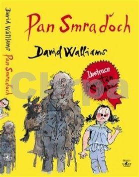 David Walliams: Pan Smraďoch cena od 166 Kč