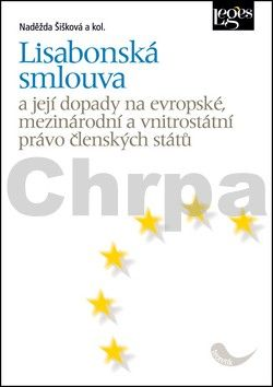 Naděžda Šišková: Lisabonská smlouva cena od 266 Kč