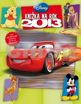EGMONT Disney Knižka na rok 2013 cena od 233 Kč