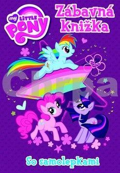 EGMONT My Little Pony Zábavná knižka cena od 107 Kč