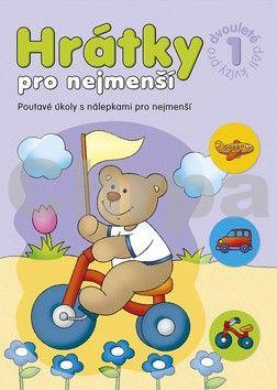 Aksjomat Hrátky pro nejmenší Kvízy pro dvouleté děti 1 cena od 31 Kč