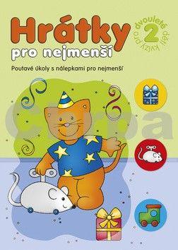 Aksjomat Hrátky pro nejmenší Kvízy pro dvouleté děti 2 cena od 31 Kč