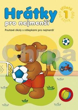 Aksjomat Hrátky pro nejmenší Kvízy pro tříleté děti 1 cena od 31 Kč
