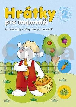 Aksjomat Hrátky pro nejmenší Kvízy pro tříleté děti 2 cena od 31 Kč
