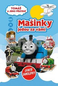 Komanec Miloš: Mašinky jedou za vámi - Tomáš a jeho přátelé cena od 119 Kč