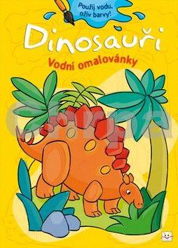 Aksjomat Vodní omalovánky Dinosauři cena od 39 Kč