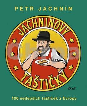 Petr Jachnin: Jachninovy taštičky. 100 nejlepších taštiček z Evropy cena od 157 Kč