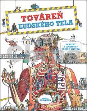 Dan Green: Továreň ľudského tela cena od 168 Kč
