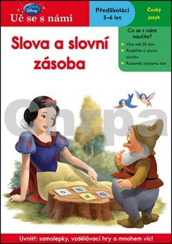 Červená Jana: Uč se s námi - Slova a slovní zásoba cena od 59 Kč