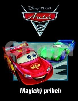 Walt Disney: Autá 2 - Magický príbeh cena od 177 Kč