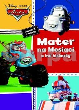 EGMONT Autá Mater na Mesiaci a iné historky cena od 219 Kč