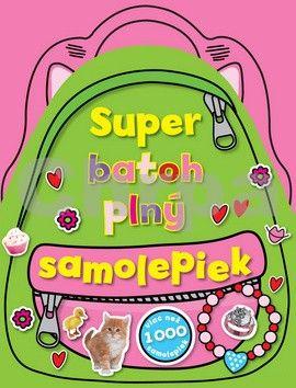 Svojtka Super batoh plný samolepiek cena od 132 Kč
