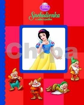 Walt Disney: Snehulienka - leporelo s okienkom cena od 159 Kč